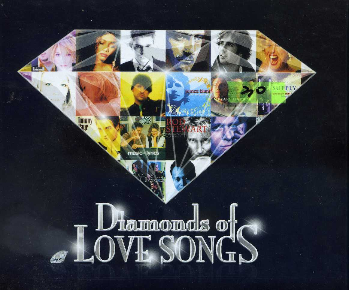真鑽情歌 Diamonds of Love Songs