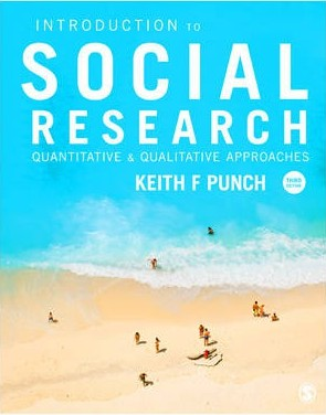 Introduction to social research : quantitative & qualitative approaches