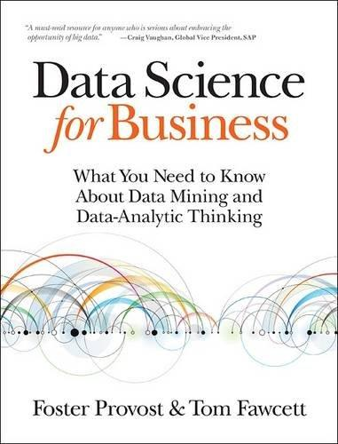 Data science for business /
