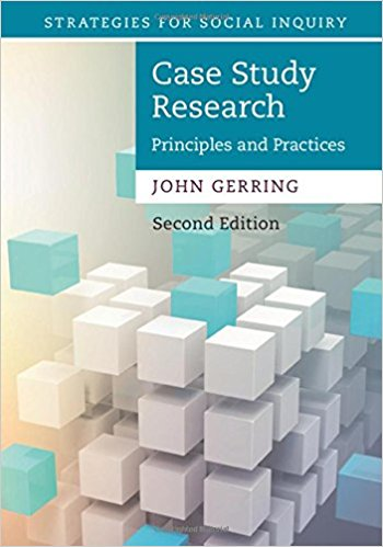 Case study research : principles and practices