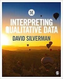 Interpreting qualitative data /
