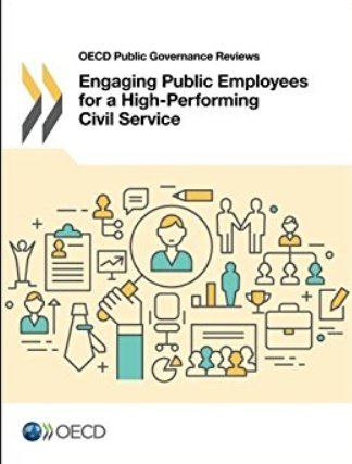 Engaging public employees for a high-performing civil service.