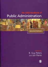 The SAGE handbook of public administration /