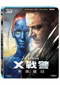 X戰警 未來昔日 = X-men : days of future past  [錄影資料] :