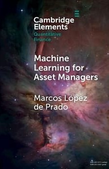 MACHINE LEARNING FOR ASSET MANAGERS/