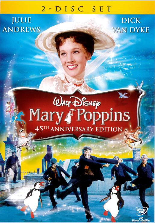 歡樂滿人間 Mary Poppins [錄影資料]=