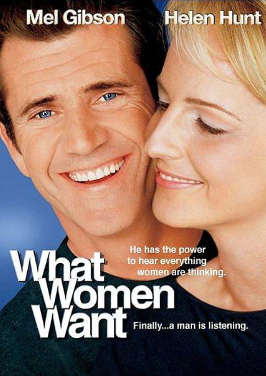 男人百分百 What women want [錄影資料] =
