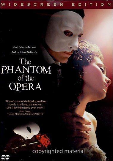 歌劇魅影 The Phantom of the Opera  [錄影資料 ] =